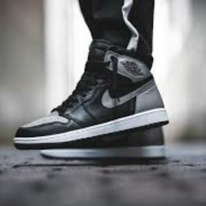 "Nike Air Jordan 1 ""Shadow"" AJ1 11C Kids"
